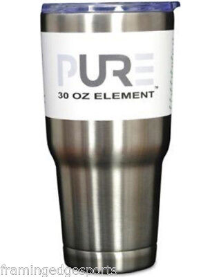 Pure Drinkware Tumbler with Lid 20oz