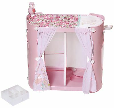 Baby Annabell 2-in-1 Baby Unit Wardrobe/Changing Table. From Argos