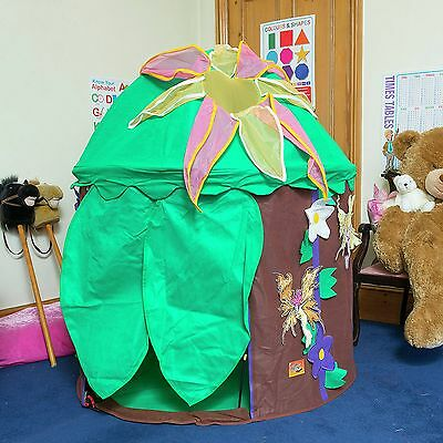 Bazoongi Woodland Fairy Hut Play Tent. From the Official Argos Shop on ebay