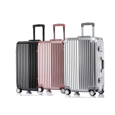 Expandable Hard Side Spinner Travel Luggage Suitcase Set Carry On Rolling Wheel