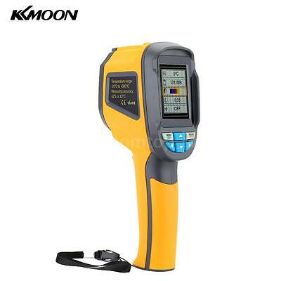 Handheld Thermal Imaging Camera Infrared Thermometer Imager Gun -20 to 300℃ D1A5
