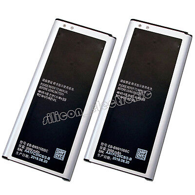 2 x EB-BN915BBC BN915 Li-ion Battery For Samsung Galaxy Note Edge SM-N915A AT&T