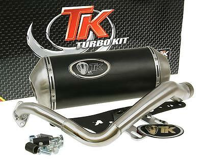 Exhaust Sport with E Characters Turbo Kit GMax 4T for Honda Lead 100