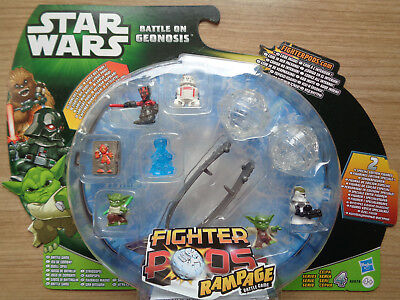 HASBRO® 38586 Star Wars® Fighter Pods X-Wing Fighter™ Verp. II.Wahl!!