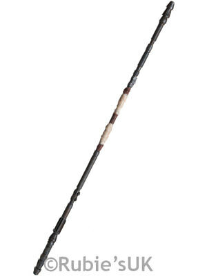 Star Wars The Force Awakens Rey Toy Plastic Bo Staff Fancy Dress Accessory