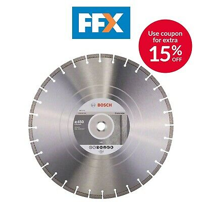 Bosch 2608602199 Pro Concrete Diamond blade 180mm x 22mm bore