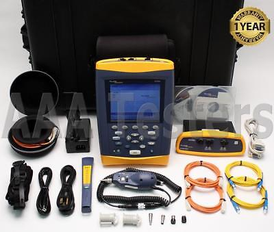 Fluke OF-500 OptiFiber OFTM-5632 OFTM-5612 SM MM Fiber OTDR w/ FT650 OF-500-MS