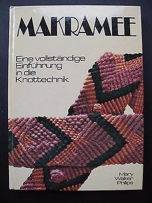 MAKRAMEE by MARY WALKER PHILLIPS - MACRAMÉ German edition