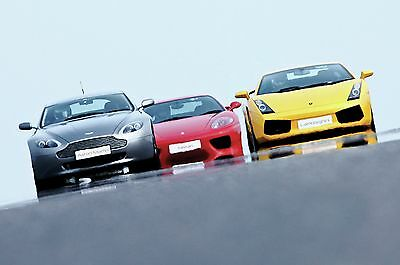 Activity Superstore Triple Supercar Driving Experience