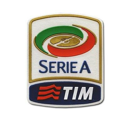 Official Serie A Football Patch 2015-2016