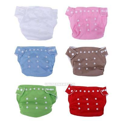 Baby Infant Healthy Waterproof Cloth Diapers Reusable Waterproof Nappy Covers