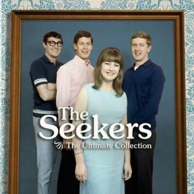 THE SEEKERS ( NEW SEALED 2 x CD SET ) THE ULTIMATE GREATEST HITS / VERY BEST OF