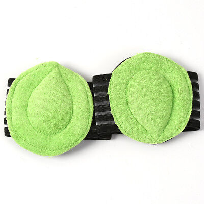 Two Soles Of Feet Green Rches  Supports Foot Pad For Achy Feet Care Tool