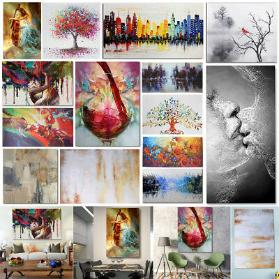 Unframed/Framed Modern Feel Canvas Print Painting Picture Wall Art Home Decor