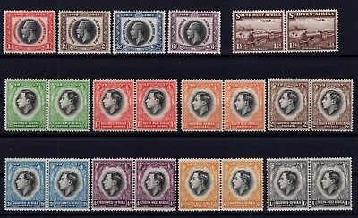 P38039/ South West Africa / Lot 1935 - 1937 Neufs * / Mh 78 €