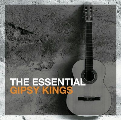 GIPSY KINGS ( NEW SEALED 2 x CD ) THE ESSENTIAL GREATEST HITS BEST OF ( GYPSY )