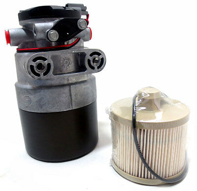 Marine Power G-FORCE Fuel Pump with Filter & Cannister - 438704