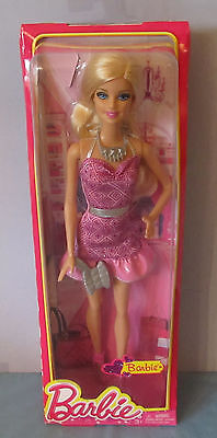 Never Removed From Box 2013 Fashionistas Barbie Doll