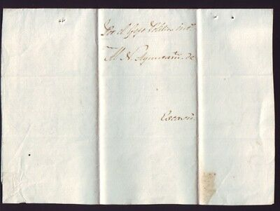 Costa Rica Escazu Place Of Witches/fortune Tellers 1829