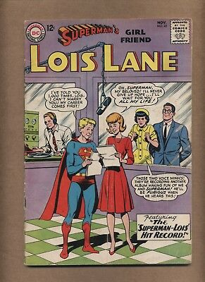 Superman's Girlfriend Lois Lane 45 (FRG/G-) Silver Age; DC Comics; 1963 (c#15927