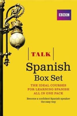 Talk Spanish Box Set (Book/CD Pack) The ideal course for learni... 9781406679281