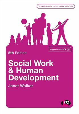 Social Work and Human Development by Janet Walker (Paperback, 2017)