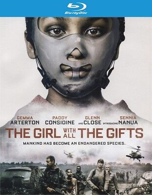 The Girl With All the Gifts (Blu-ray Disc ONLY, 2017)