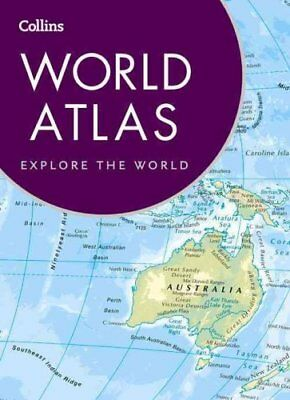 Collins World Atlas: Paperback Edition by Collins Maps 9780008158514