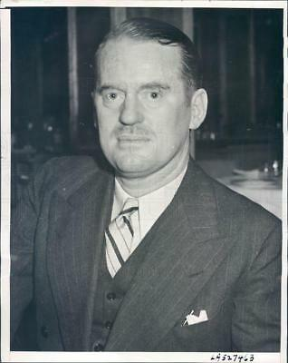 1939 Press Photo CA James Fairbairn Australia Civil Aviation Minister