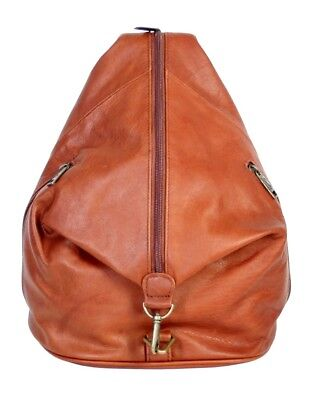 Scully Western Slings Sierra Collection Leather Travel Zipper 803-17