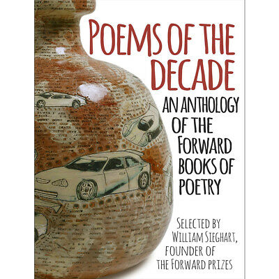 Poems of the Decade: An Anthology of the Forward Books of Poetry NEW BRAND UK