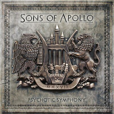 Sons of Apollo - Psychotic Symphony (Preorder Out 20th October) (NEW CD ALBUM)