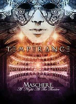 Temperance - Maschere - A Night At The Theater NEW DVD