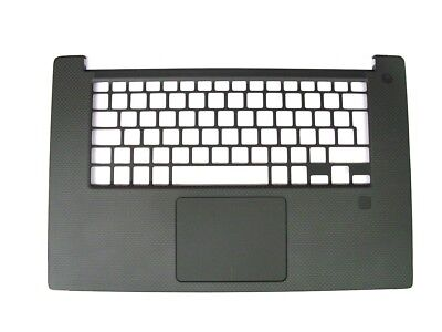 Genuine Dell XPS 15 9560 Palmrest with TouchPad and Fingerprint Reader 5DY4C NEW
