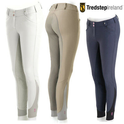 Tredstep Symphony No.3 Rosa Breeches - Full Seat