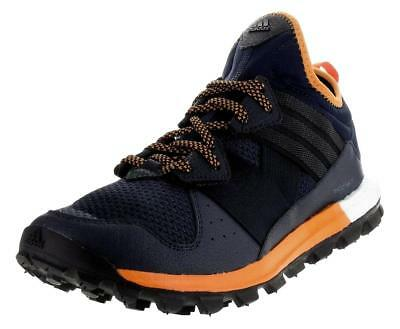 adidas Performance Men's Response Trail Boost Running Trainers Navy