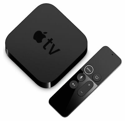 New Apple TV 4th Gen 32GB HDMI WiFi Enabled with Remote.