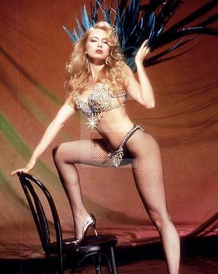 Traci Lords 8x10 to 24x36 Photo Poster Canvas GICLEE PRINT by LANGDON HL1883