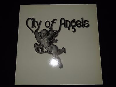 """Rare City Of Angels Uberzone The Chemical Brothers DJ Icey 1996 Sampler 12"""""""