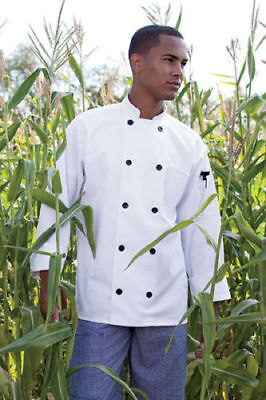 Uncommon Threads Moroccan Chef Jacket White XS to 6XL, 0405