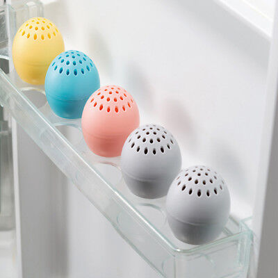 Refrigerator Deodorant Box Smell Fridge Air Purifier Activated Bamboo Charcoal