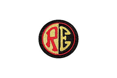 Classic Royal Enfield Embroidered Sew On Patch-Bullet
