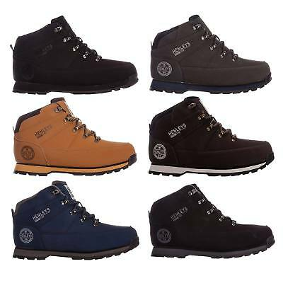Men's Henleys Oakland Hiker Boots In Various Colors From Get The Label