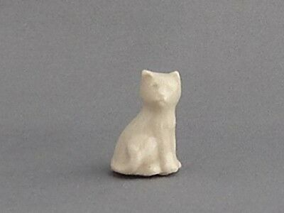 Wade *MINI WHITE CAT* Limited Edition Whimsie