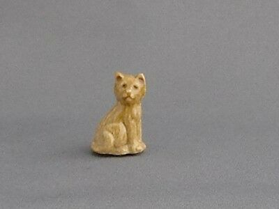 Wade *MINI BROWN CAT* Limited Edition Whimsie