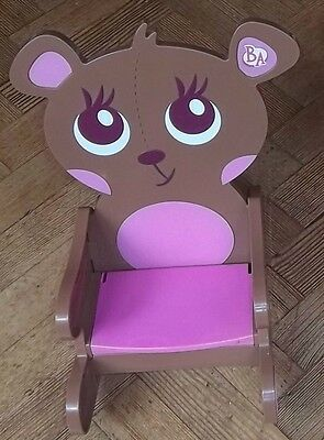 Baby Alive Doll Rocking Chair, Rare.
