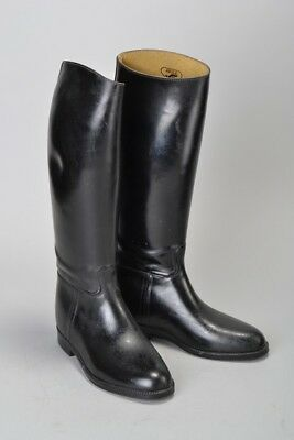 European Size 37 Made In France Aigle Coupe Saumur Rubber Riding Boots. CHD