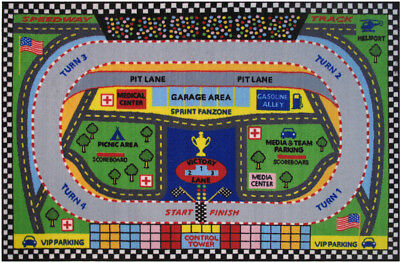 Nascar Race Track Rugs Area Rug Ideas