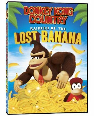 Donkey Kong Country - Raiders of the Lost Banana NEW!