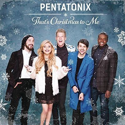 Pentatonix - That's Christmas To Me NEW CD